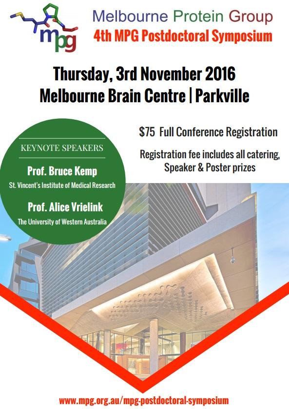 MPG Postdoctoral Symposium 2016 » MPG